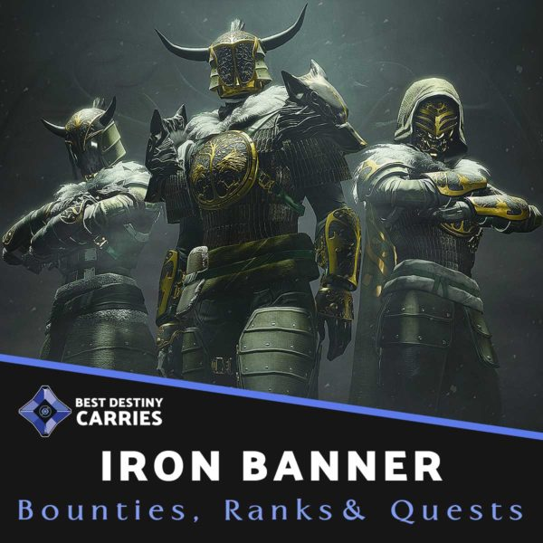 Iron Banner Boosting Service