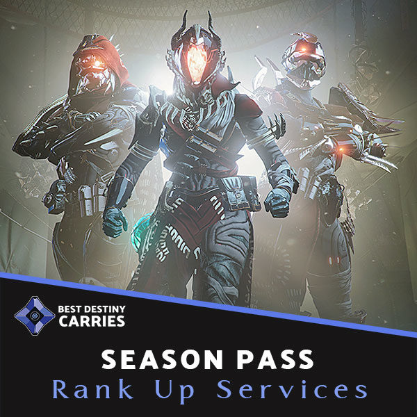 Season Pass Rank Up Services