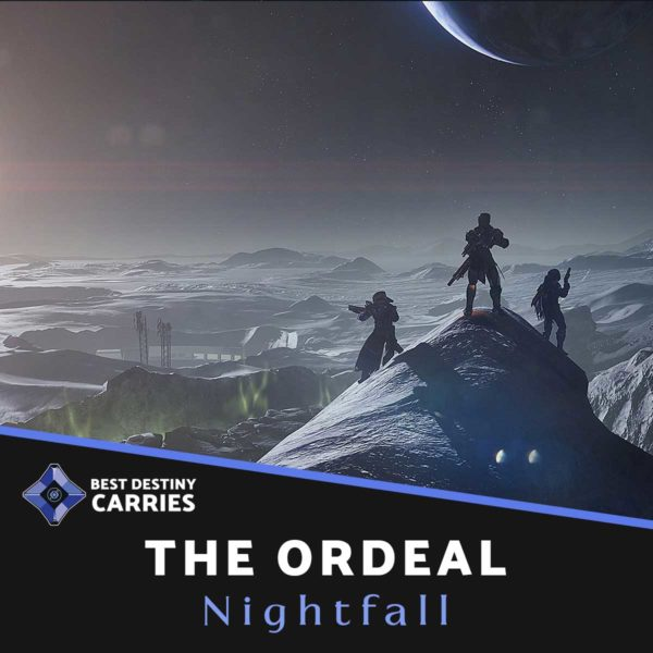 Nightfall: The Ordeal Boosting & Completion Service