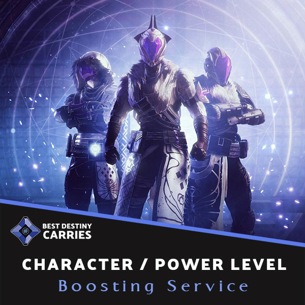 Destiny 2 Power Level boosting