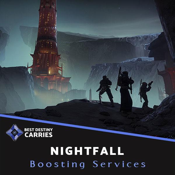 Nightfall Boosting Service
