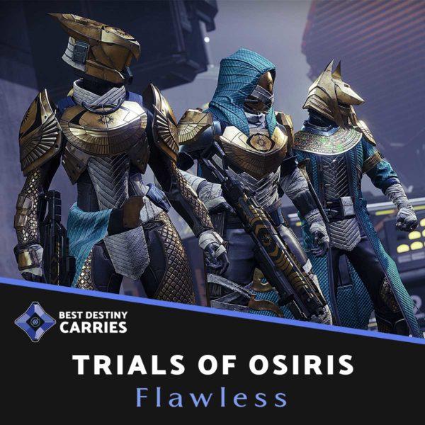 Trials of Osiris Boosting Service