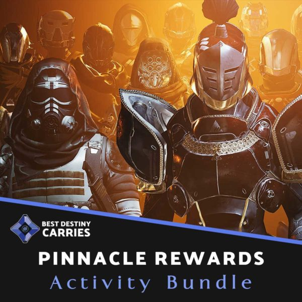 Pinnacle Rewards Bundle to boost your Power Level Fast