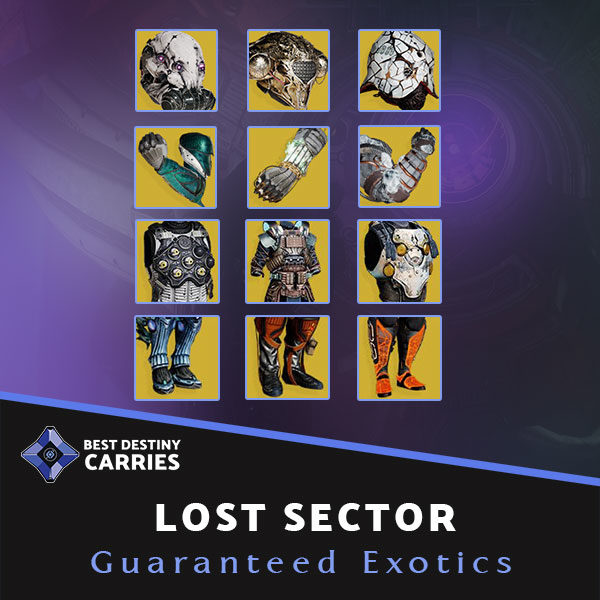 Lost Sector Guaranteed Exotic Farm