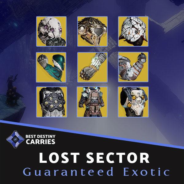 Lost Sector Guaranteed Exotic Farm
