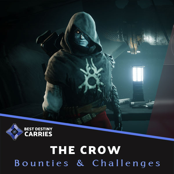 The Crow Bounties & Challenges boosting