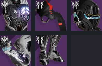 legacys oath hunter armor set