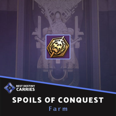 Spoils of Conquest Farm