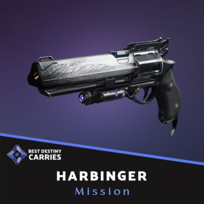 the Harbinger Mission