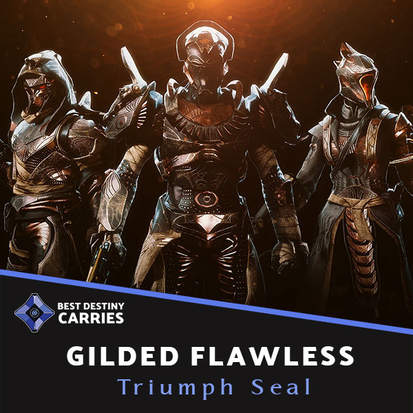 Gilded Flawless Seal Boosting