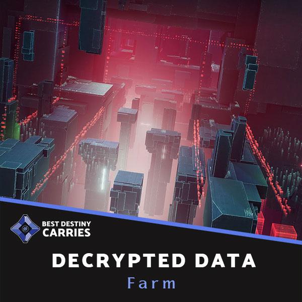 Decrypted Data Farm Service
