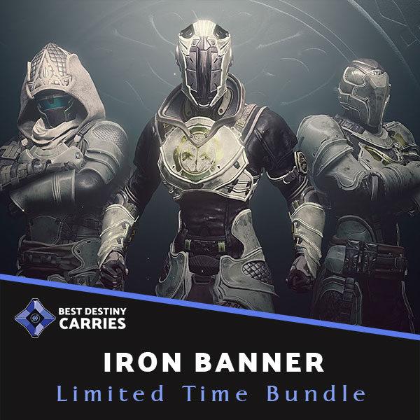 Iron Banner Bundle