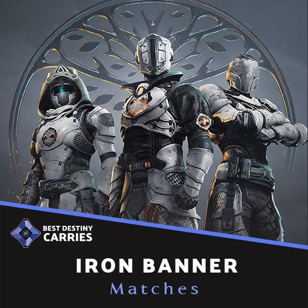 Iron Banner Matches