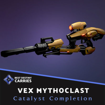 Vex Mythoclast Catalyst Completion