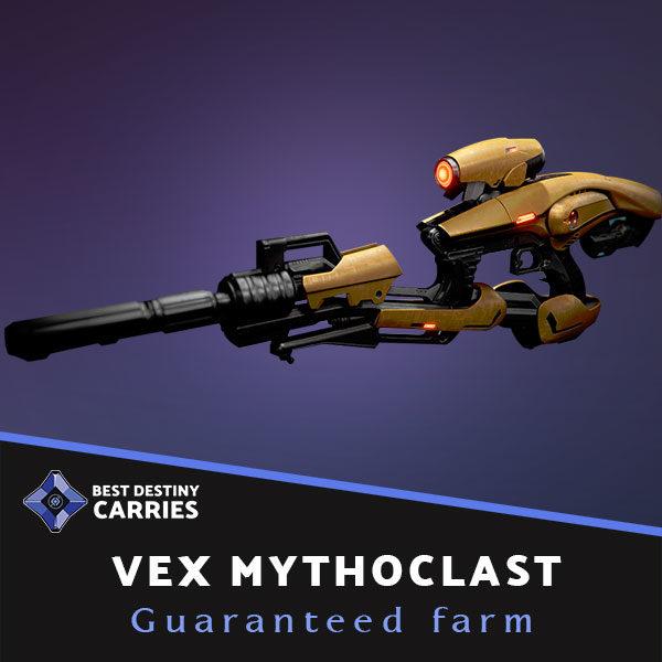 Vex Mythoclast Guaranteed farm