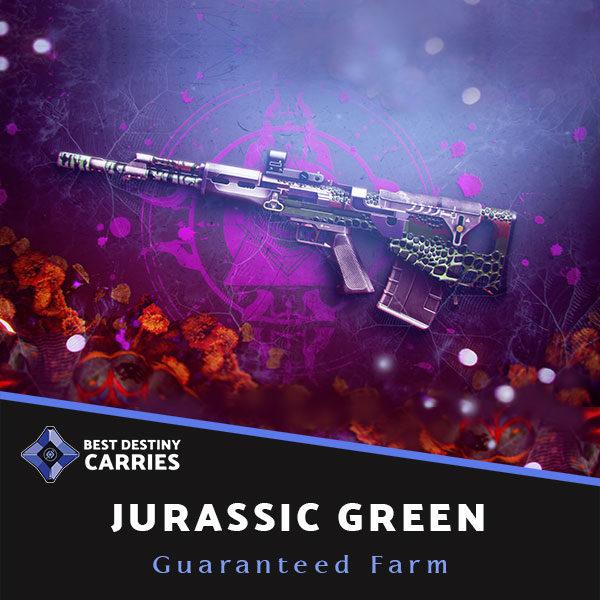 Jurassic Green